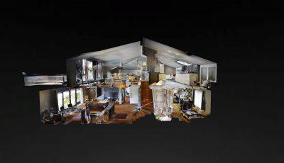 Tarabya Çatı Dubleks – KW PLATİN 3D Model