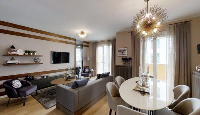 HEP Grand Homes – Dubleks 4+1 Teras ve Bahçe Katı Evler 3D Model