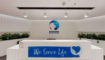 Danone Merkez Ofis 3D Model